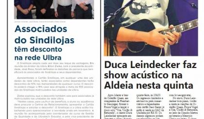 Coluna Sindilojas - Parceria com a Ulbra - Jornal de Gravataí