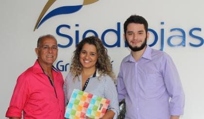 Sindilojas recebe visita do Grupo Sinos