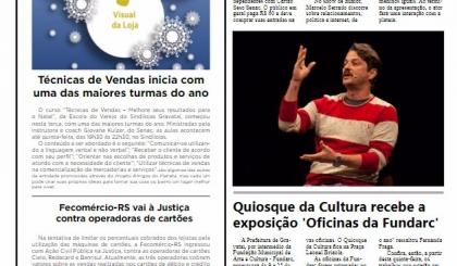 Coluna Sindilojas - Escola do Varejo - Técnicas de Vendas - Jornal de Gravataí