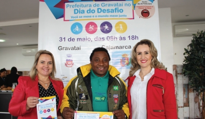 Dia do Desafio no Sindilojas terá a parceria de Carlos Artur