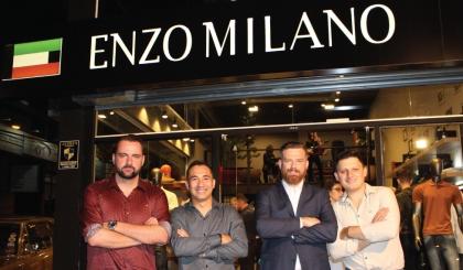 Sindilojas dá boas-vindas à Enzo Milano Gravataí
