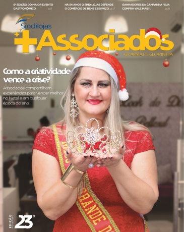 Revista Sindilojas + Associados 23ª edição