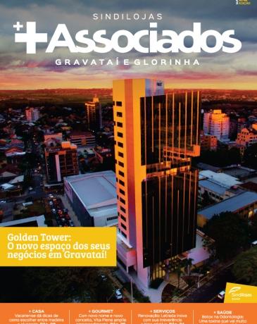 Revista Sindilojas + Associados 25ª edição