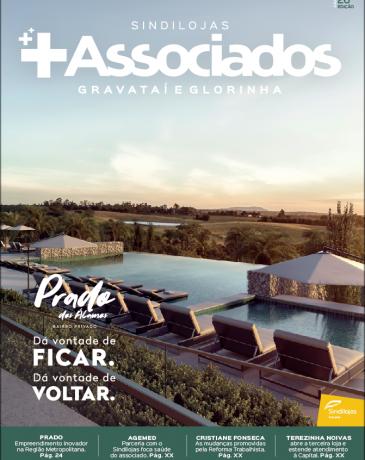 Revista Sindilojas + Associados 26ª edição
