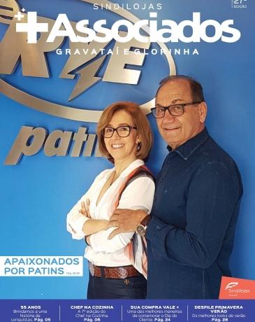 Revista Sindilojas + Associados 27ª edição